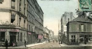 شارع طنجة في قلب باريس في القرن التاسع عشر