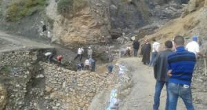 قرى بإقليم شفشاون تعزلها الأمطار قبل دخول فصل الشتاء