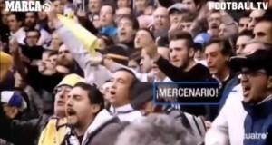 صدام بين رونالدو والجمهور المدريدي!