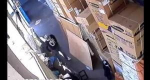 سرقة فران غاز في كسبراطا