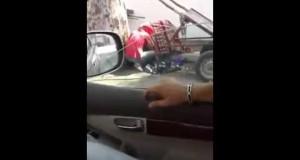 طنجة: تعاطي المخدرات الصلبة في الشارع!