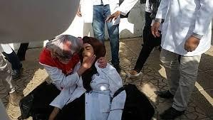 تدخل أمني عنيف ضد الأساتذة المتدربين بطنجة