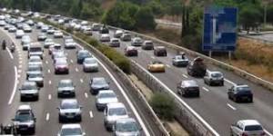 ازدحام كبير بالطرق السيارة بالمغرب بمناسبة رأس السنة