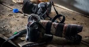 110 صحفيين قتلوا عام 2015