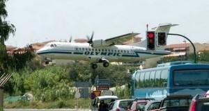جبل طارق.. بعيون طائرة!