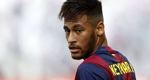 لاعب البارصا نيمار في مدريد للتصريح حول تفاصيل عقده