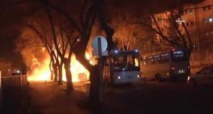 تفجير أنقرة يوقع 30 قتيلا.. وأنقرة تتهم الأكراد