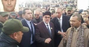بنكيران يحضر جنازة المستشار ياسين بتطوان