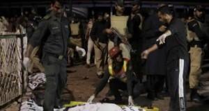 """""""الأحرار"""" يتبنون تفجيرات لاهور ويستهدفون المسيحيين"""