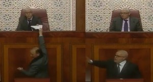 بنكيران واستقالة نائب برلماني