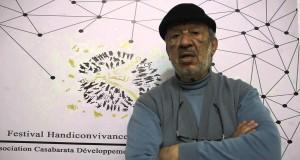 """تكريم الصحافي الطنجاوي محمد المريني في مهرجان """"فنون المدينة"""""""