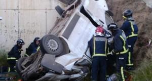مصرع خمسة مهاجرين مغاربة بإسبانيا في حادثة سير