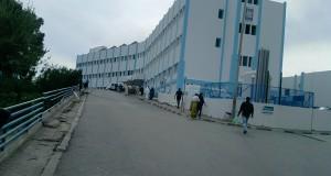 أصبع المرأة المبتور يشي بحالة التعفن في مستشفى محمد الخامس