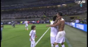 ملخص مباراة ريال مدريد والأتلتيكو