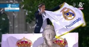 حفل ريال مدريد بكأس عصبة الأبطال