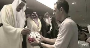 ملك السعودية يتحدث الإسبانية