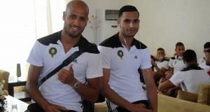 المنتخب المغربي يواصل استعداده لودية الغد ضد الكونغو في طنجة