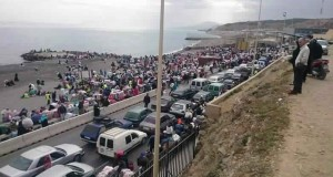 """السلطات الاسبانية تعتزم افتتاح معبر """"تراخال 2"""" بسبتة المحتلة"""