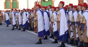 فيلق الجيش الإسباني الذي يرتدي السلهام والطربوش المغربي!