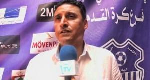 تصريح المدير الرياضي حول تعاقدات اتحاد طنجة