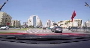 جولة في عدد من الشوارع المتجددة في طنجة