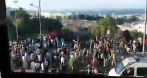 طنجة: زيرو احتجاج
