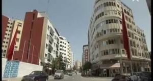 هذا هو شارع عبد الرحمان اليوسفي بطنجة