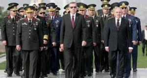 تغييرات كبرى في الأجهزة العسكرية بتركيا