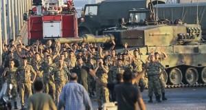 أمريكا وإسرائيل وراء الانقلاب العسكري في تركيا