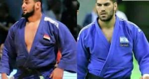 عكس لاعبين عرب آخرين، مقاتل مصري في الجيدو مُصِرٌّ على مواجهة خصمه الإسرائيلي وكلّ العرب ينتظرون النزال يوم الجمعة ظهراً بتوقيت المغرب