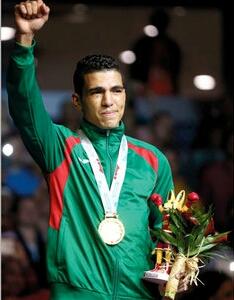 محمد ربيعي، الأمل الأول للمغرب في انتزاع ميدالية أولمبية، يلعب أولى نزالاته اليوم