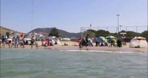 أماكن طنجة: شاطئ القصر الصغير