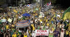 مثلما حدث في المونديال الأخير، مظاهرات في الشوارع البرازيلية قبيل افتتاح الألعاب الأولمبية