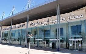 تسويق عشب مطار طنجة في ضيعات لتربية المواشي