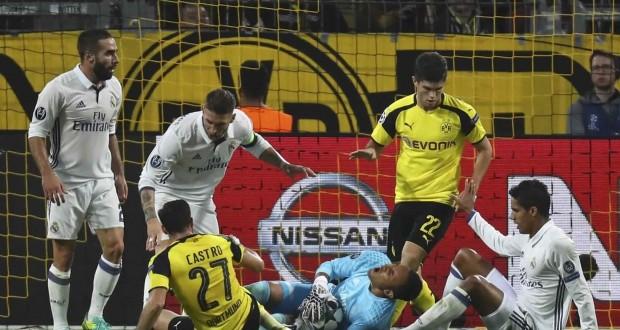 """ريال مدريد و """"لعنة اللون الأصفر""""!"""