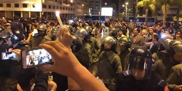 """""""أمانديس""""تدفع الطنجاويين للخروج إلى الشارعفي عزالحملة الانتخابية"""