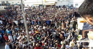أوامر عليا لقوات الأمن بالابتعاد عن جميع المظاهر الاحتجاجية للمواطنين الغاضبين