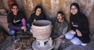 ثلاث مهندسين مغاربة اخترعوا ثلاجة إيكولوجية وعملية مصنوعة من الفخار