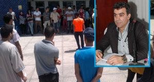 أين اختفى الأستاذ الجامعي حميد النهري؟