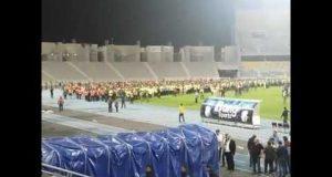 بعيد مباراة اتحاد طنجة والمغرب الفاسي