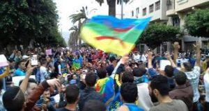 """احتجاجات كبيرة في مدن الريف طالبت السلطات بالكشف عن نتائج التحقيق في قضية """"فكري"""""""