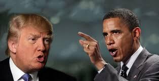 ترامب يتهم أوباما بإطلاق تصريحات نارية ضده وعرقلة عملية انتقال السلطة