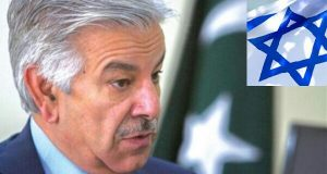 وزير الدفاع الباكستاني يهدد إسرائيل بقصفها نووياً