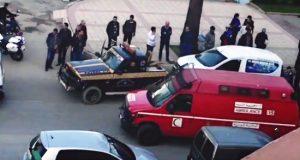 """طنجة: توقيف السائق الذي صدم شرطي مرور صباح اليوم بحي """"كاسطيا"""""""