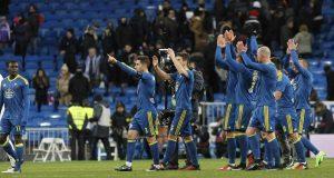هزيمة ريال مدريد في عقر داره تعقد من مهمة تأهله إلى المربع الذهبي لكأس ملك إسبانيا