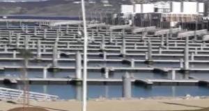 طنجة: أشغال الميناء الترفيهي تصل إلى مراحلها النهائية