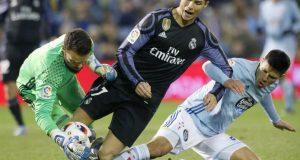 """""""صلطا فيغو"""" يقصي ريال مدريد من كأس ملك إسبانيا"""