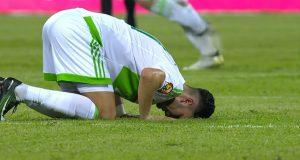 تعادل مرّ لمنتخب الجزائر أمام زيمبابوي