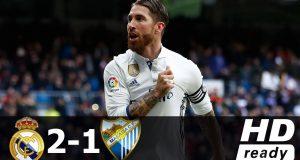 راموس يعود لإنقاذ ريال مدريد
