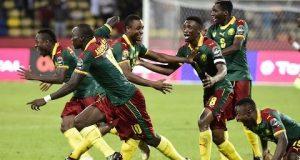 ضربات الترجيح بين الكامرون والسنغال